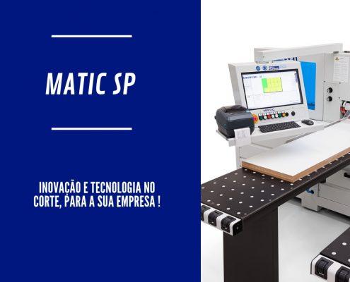"""Seccionadora """"MATIC SP"""""""